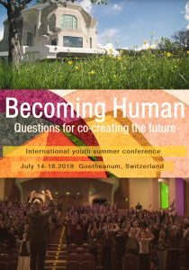 Becoming Human Summer Conference